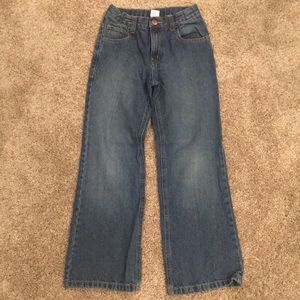 Boys Gymboree jeans—size 8.